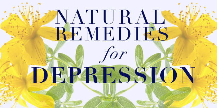 8 Natural and Herbal Remedies – Depression